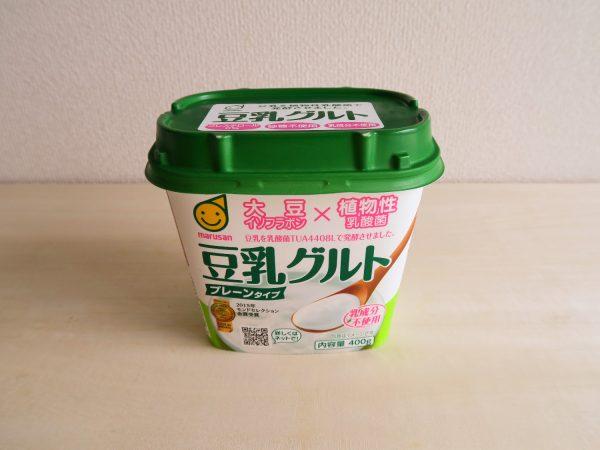 ヨーグルト まずい 豆乳