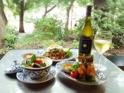 エスニック料理×ワイン