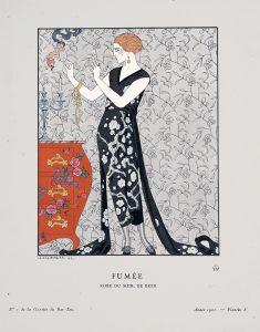 作者不詳 ≪イブニング・パンプス≫ 1920年頃 島根県立石見美術館蔵