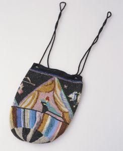 マリア・リカルツ ≪バッグ≫ 1919 年 島根県立石見美術館蔵