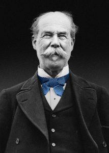 Sir Thomas Lipton 肖像画像