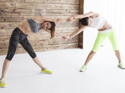 Pair stretch