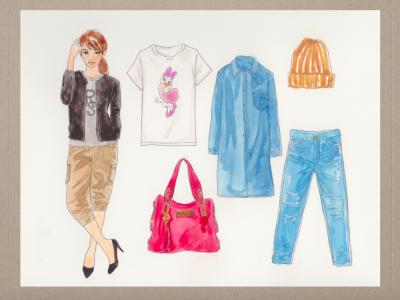 40代になったら捨てるべき8つの定番ファッションアイテム+5|OTONA SALONE[オトナサローネ]