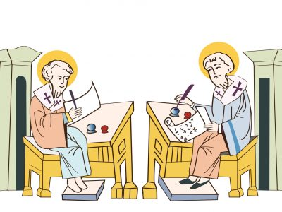 Saints Cyril And Methodius. Missionaries Of Charity. Missionaries Around The World. Saint Family Missionaries. Enlightened Men Of The Past. Enlightement Begin.