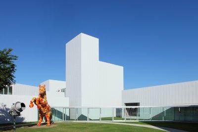 十和田市現代美術館 外観