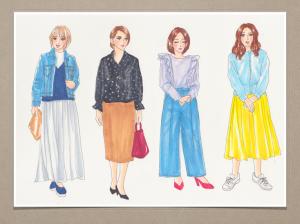 40代が選んではいけない2018年春のNGファッションまとめ