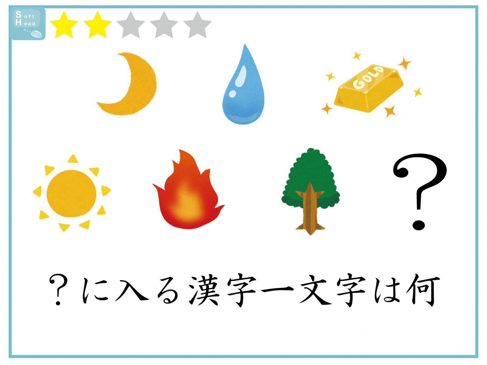 クイズ 漢字