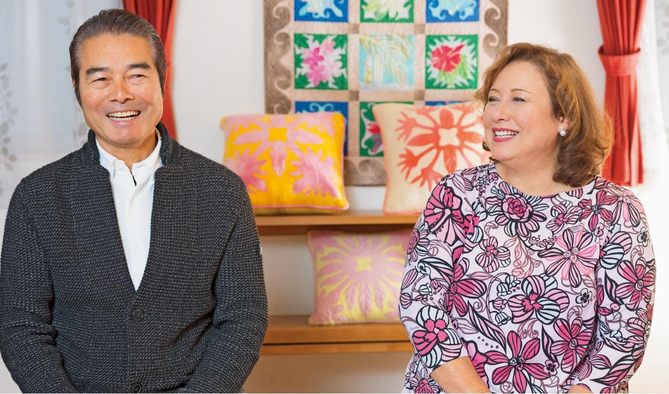 キャシー中島さん×勝野洋さん 夫婦の時間を上機嫌に過ごすノウハウ ...